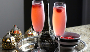 Paris,  France: Kir Royale - Get the recipe!
