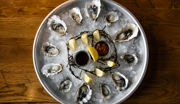 Best oyster spots in nyc for Parlor steak and fish