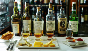 Take a Whiskey and Cheese Class
