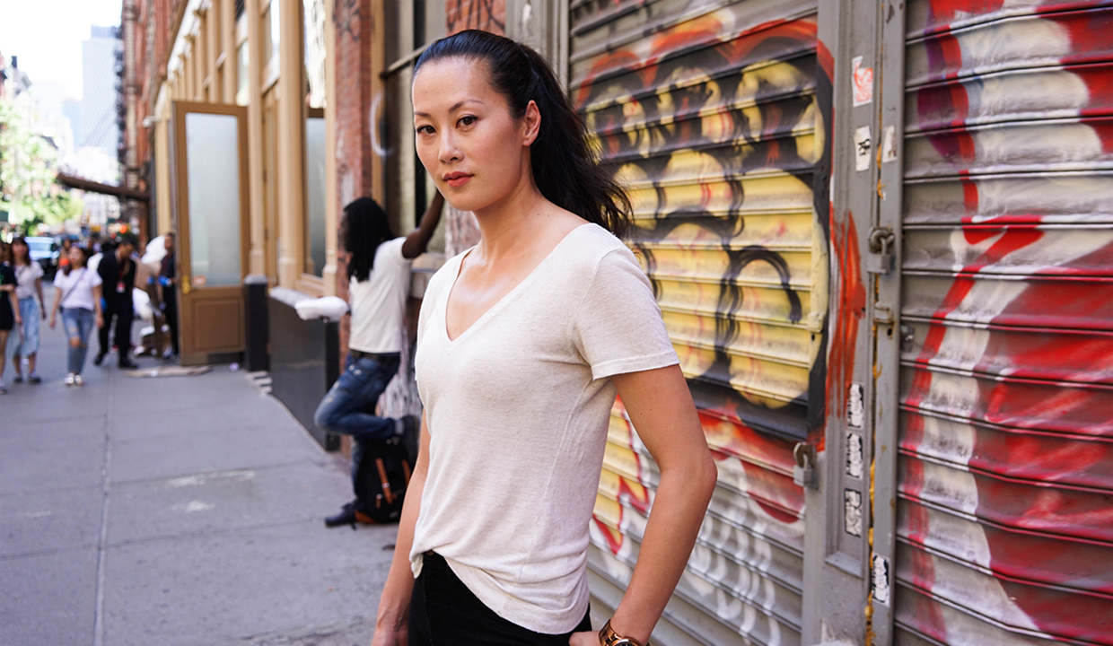 Actress Olivia Cheng: On Vancouver, Onions Rings & The Importance of Rest