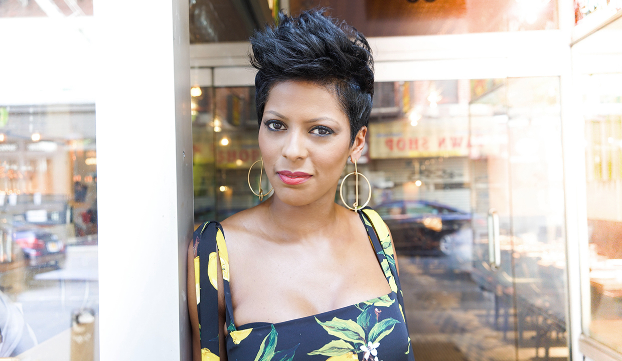 Deadline's TamronHall: On Being a Bacon Snob, Domestic Violence & Remaining Objective