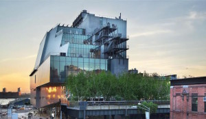 Go to The Whitney Museum, 99 Gansevoort St