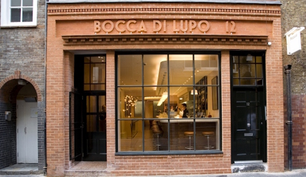 Bocca Di Lupo: Recommended by: Julia Stiles (Actress)