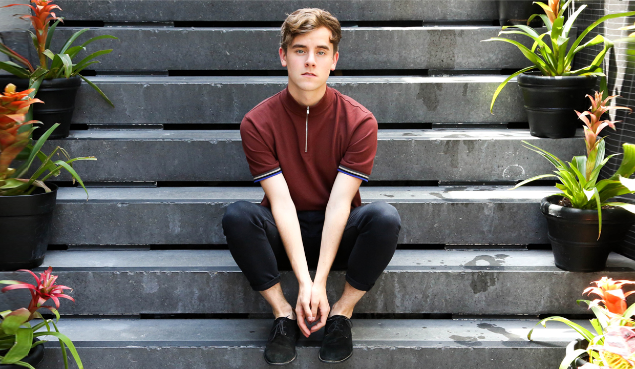 YouTube Star Connor Franta: On Coming Out, Drip Coffee & Pizza in Milan