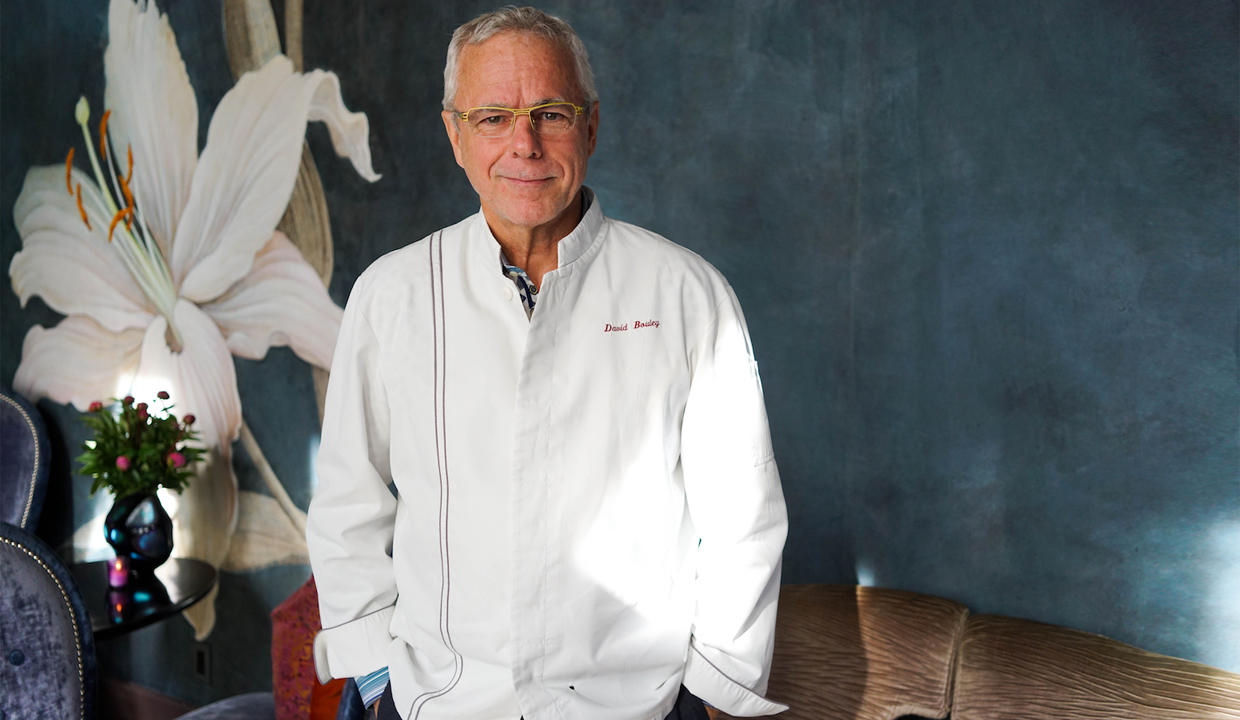 Restaurateur David Bouley: On Natural Fiber & Not Believing In Trends