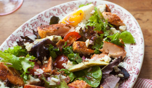 Salmon Cobb Salad - Get the Recipe!