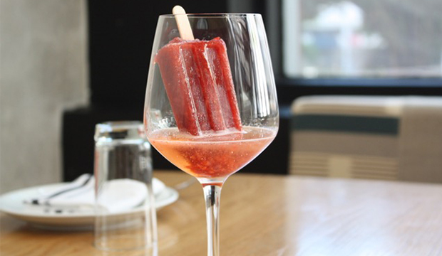 Red Wine Popsicle: From Ron Carey