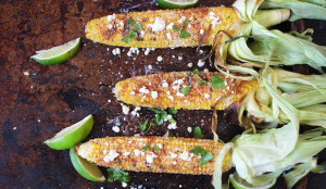 Grilled Mexican Street Corn - Get the Recipe!