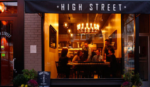 High Street on Market: Recommended by: Greg Vernick (Chef/Owner, Vernick Food & Drink)