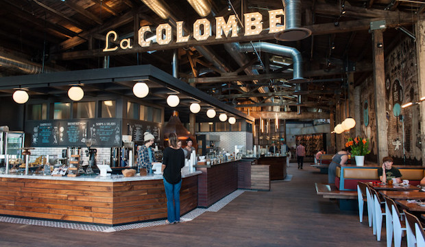 La Colombe: Recommended by: Greg Vernick (Chef/Owner, Vernick Food & Drink)