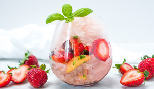 Rosé Sangria Slushie - Get the Recipe!