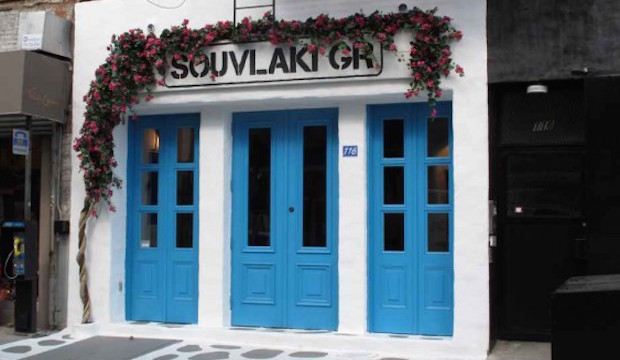 Souvlaki GR: Recommended by: Stellene Volandes (Editor-in-Chief, Town & Country)