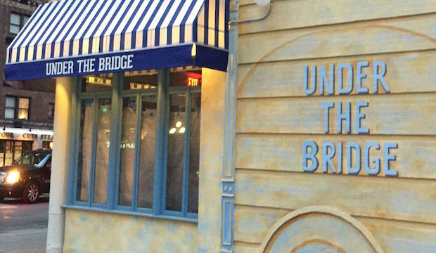 Under The Bridge: Recommended by: Stellene Volandes (Editor-in-Chief, Town & Country)