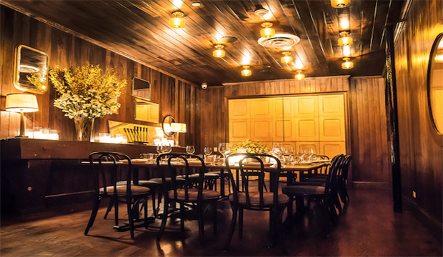 le bernardin - Private Dining Rooms