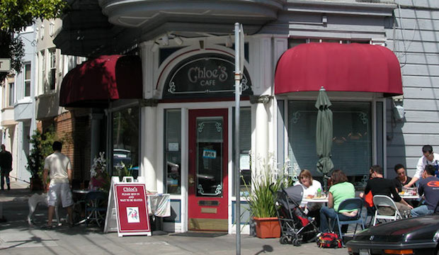 Chloe's Cafe: Recommended by: J.J. Totah (Actor)