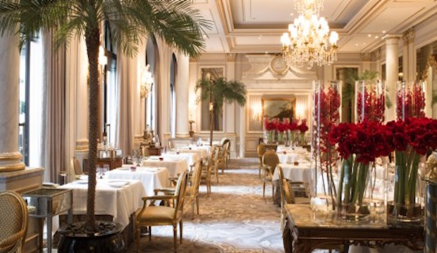 Le Cinq: Recommended by: Lana Parrilla (Actress)