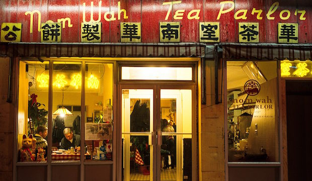 Nom Wah Tea Parlor: Recommended by: Natalia Dyer (Actress)
