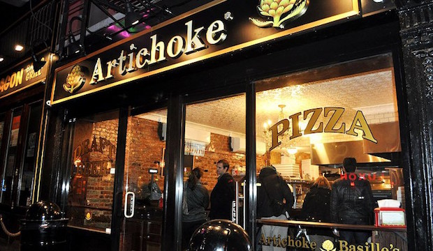Artichoke Basille's Pizza: Recommended by: Rachel Brosnahan (Actress)