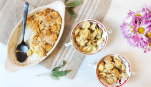 Truffle Mac and Cheese - Get the Recipe!