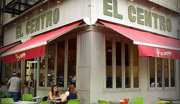 El Centro: Recommended by: Andrew Rannells (Actor)