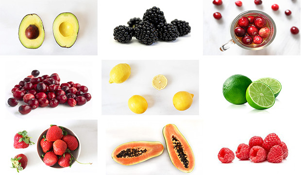 Image result for fruits low in sugar