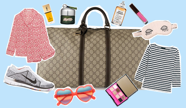 How To Pack A Carry-On: Go Mary Poppins With Square Footage Miracles