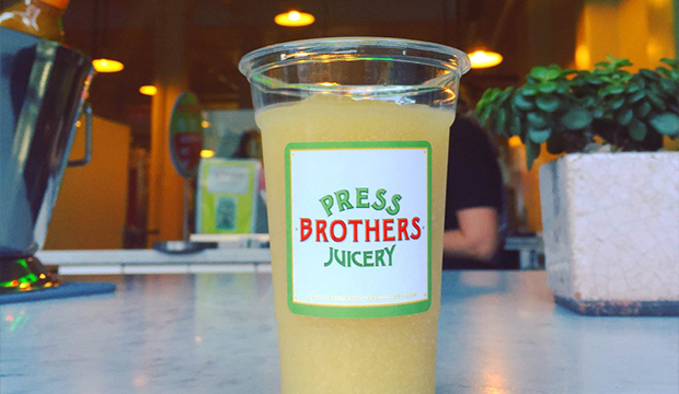 Press Brothers Juicery: Recommended By: Zelda Williams (Actress)