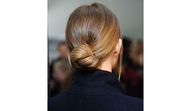 the-twisted-low-bun