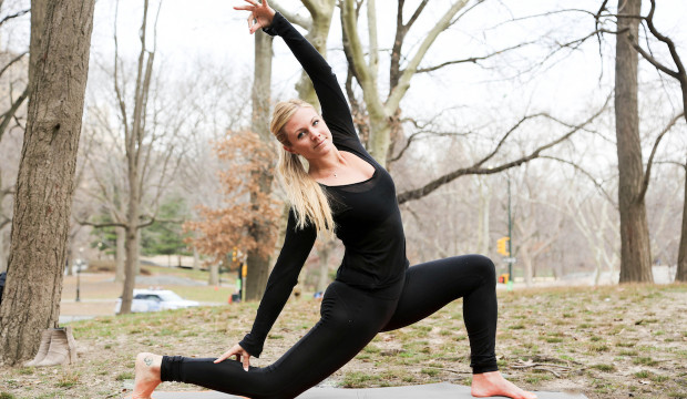 Get The Yogi Body: 9 Poses That Will Change Everything