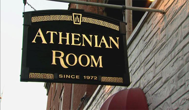 The Athenian Room: Recommended By: Amy Landecker (Actress)
