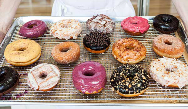 Blue Star Donuts: Recommended By: Amy Landecker (Actress)