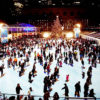 Go ice skating in Bryant Park! It's a veritable winter wonderland: After your time on the ice, warm up at the new rinkside restaurant Public Fare. If you want to practice your lutzes and axels with ample spinning room, try visiting during off-peak hours.