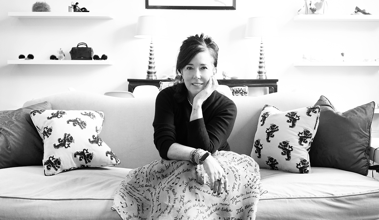 Designer Kate Valentine Spade: On Food & Fashion, Etiquette and Perfect Gifting