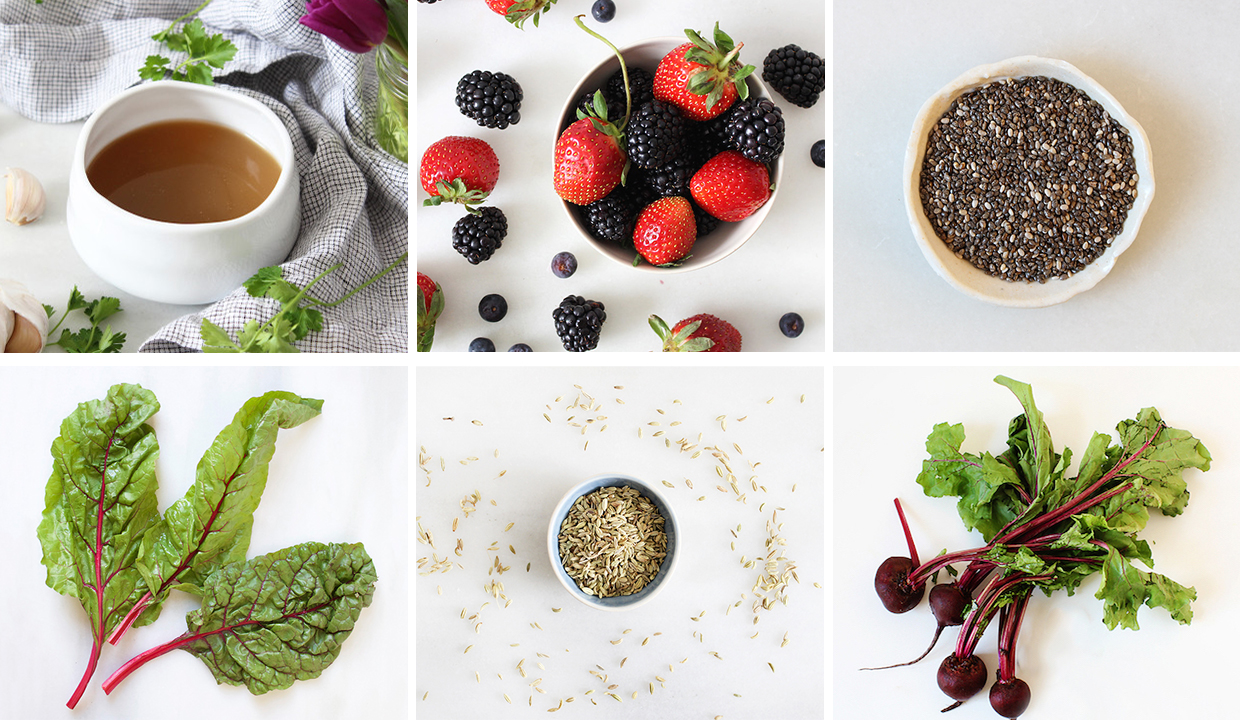 The Top 5 Detox Foods: Dr. Axe Helps You Get Ready For Summer!