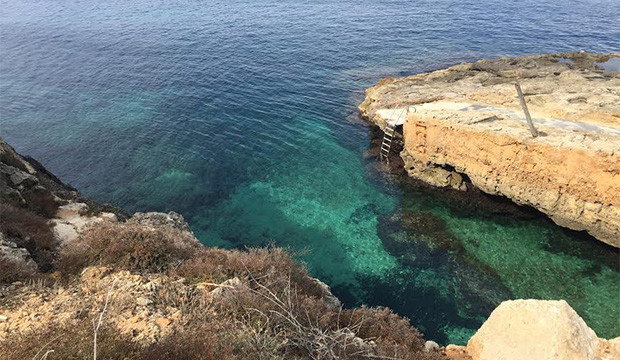 A Private Peninsula in Mallorca: Cap Rocat is Travel's New Potato