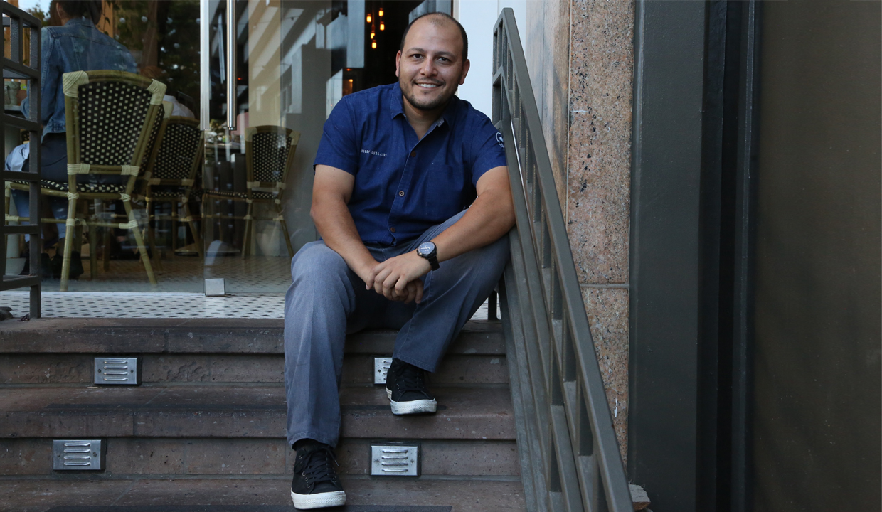 Chef Yousef Ghalaini: On Wood-Burning Stoves & Where To Eat In LA