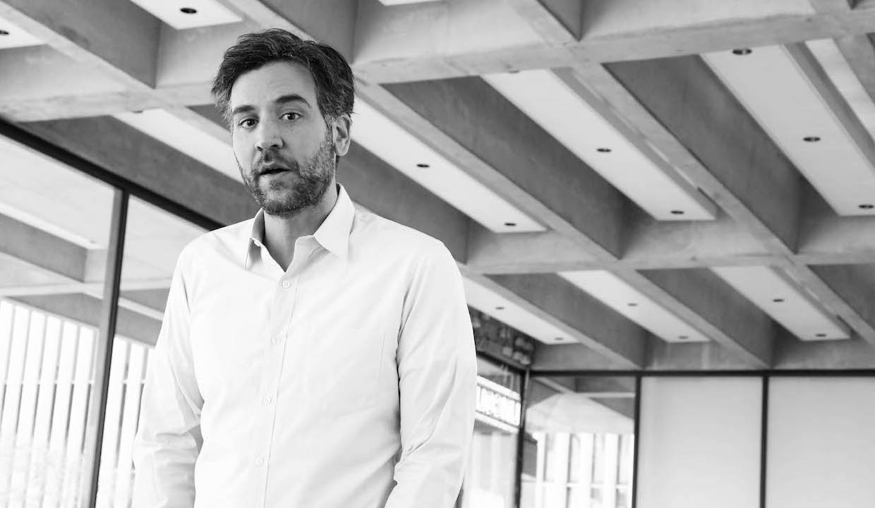 Actor Josh Radnor: On Yerba Mate, The Perfect First Date & Words To Act By