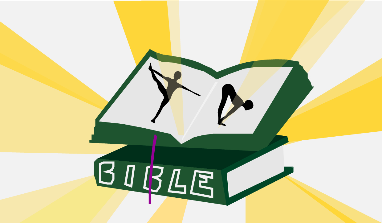 The Ultimate Yoga Bible: The Most Effective, Do-Anywhere Moves