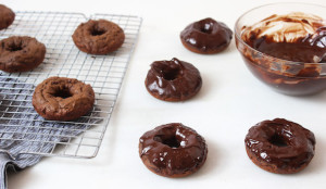 Chocolate Glazed Donuts - Get The Recipe!