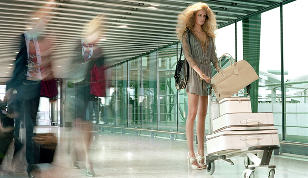 How To Stay Calm In The Airport: Stretches & Tips From A Yoga Guru