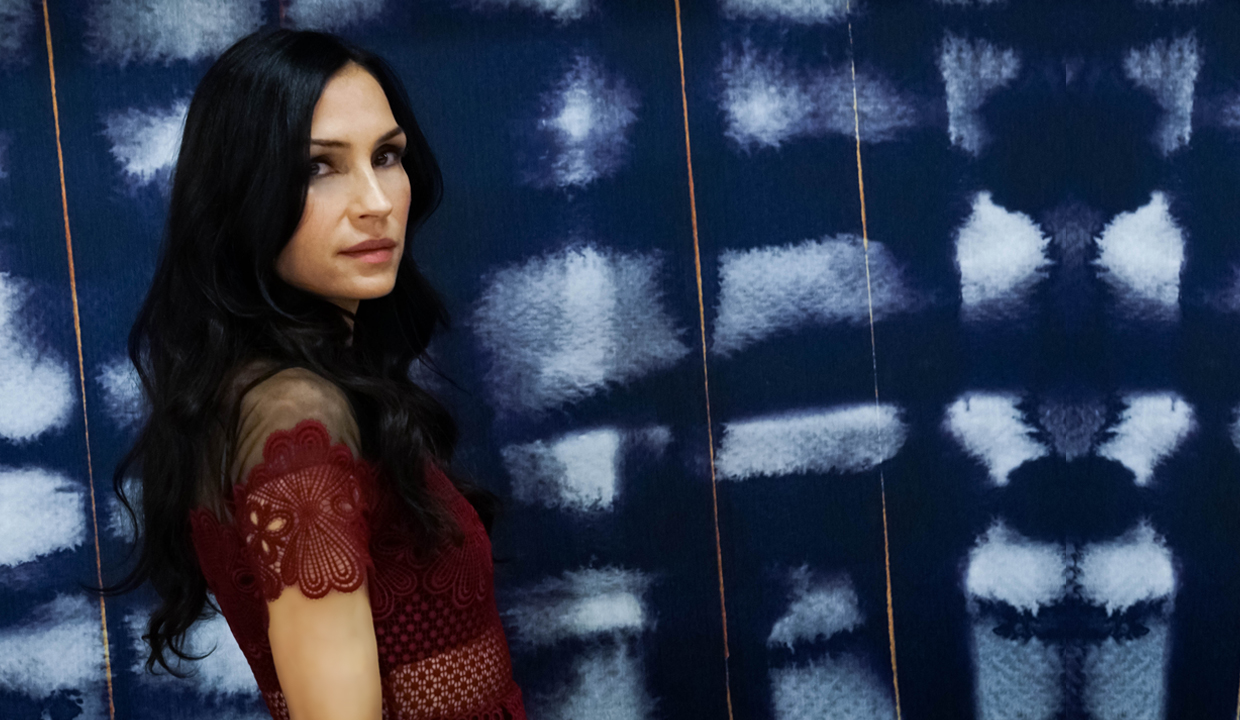 Actress Famke Janssen: On Gluten, Laughter And Being More ...