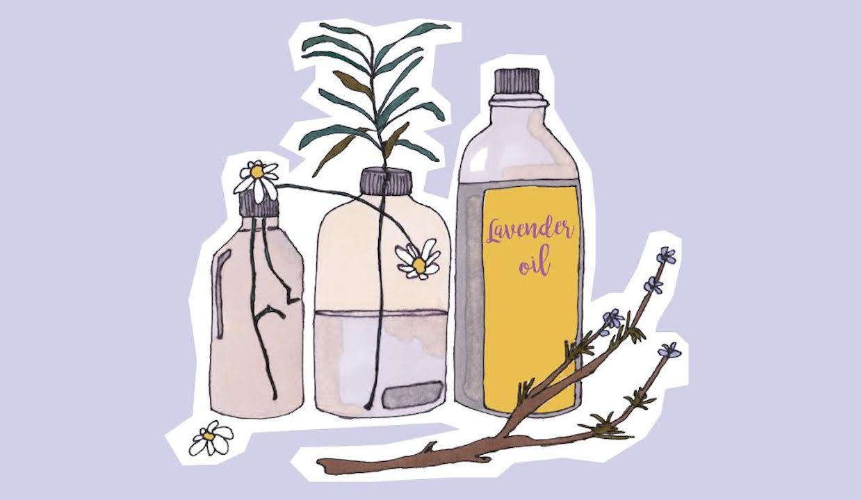 The Top 3 Essential Oils: These Strengthen Your Immune System & Fight Stress!