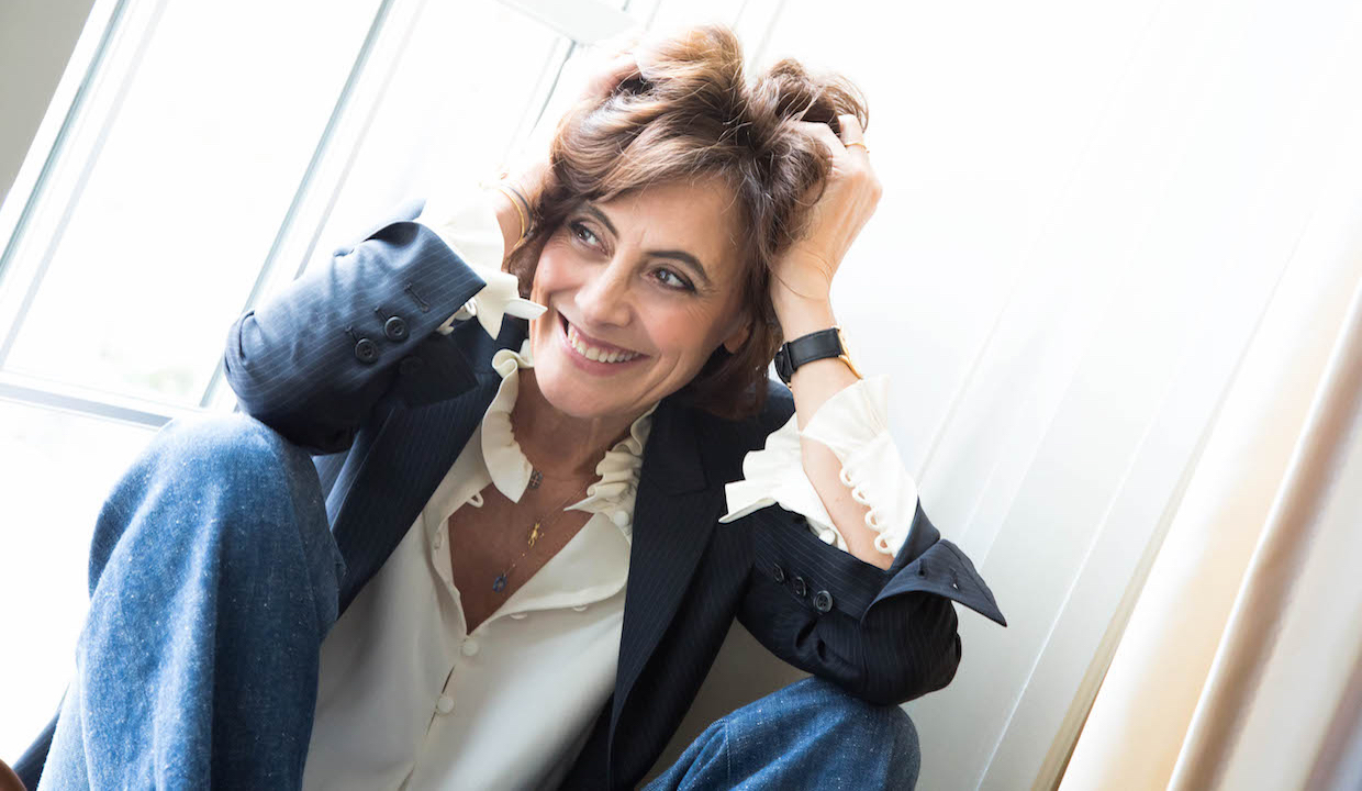 Inès de la Fressange: On French Fashion, Beauty Secrets & Aging Gracefully
