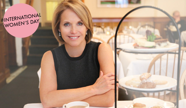 Katie Couric On Good Content: She's Our #LadyBoss Inspiration