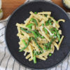 Pasta with Asparagus and Simple White Wine Sauce - Get The Recipe!