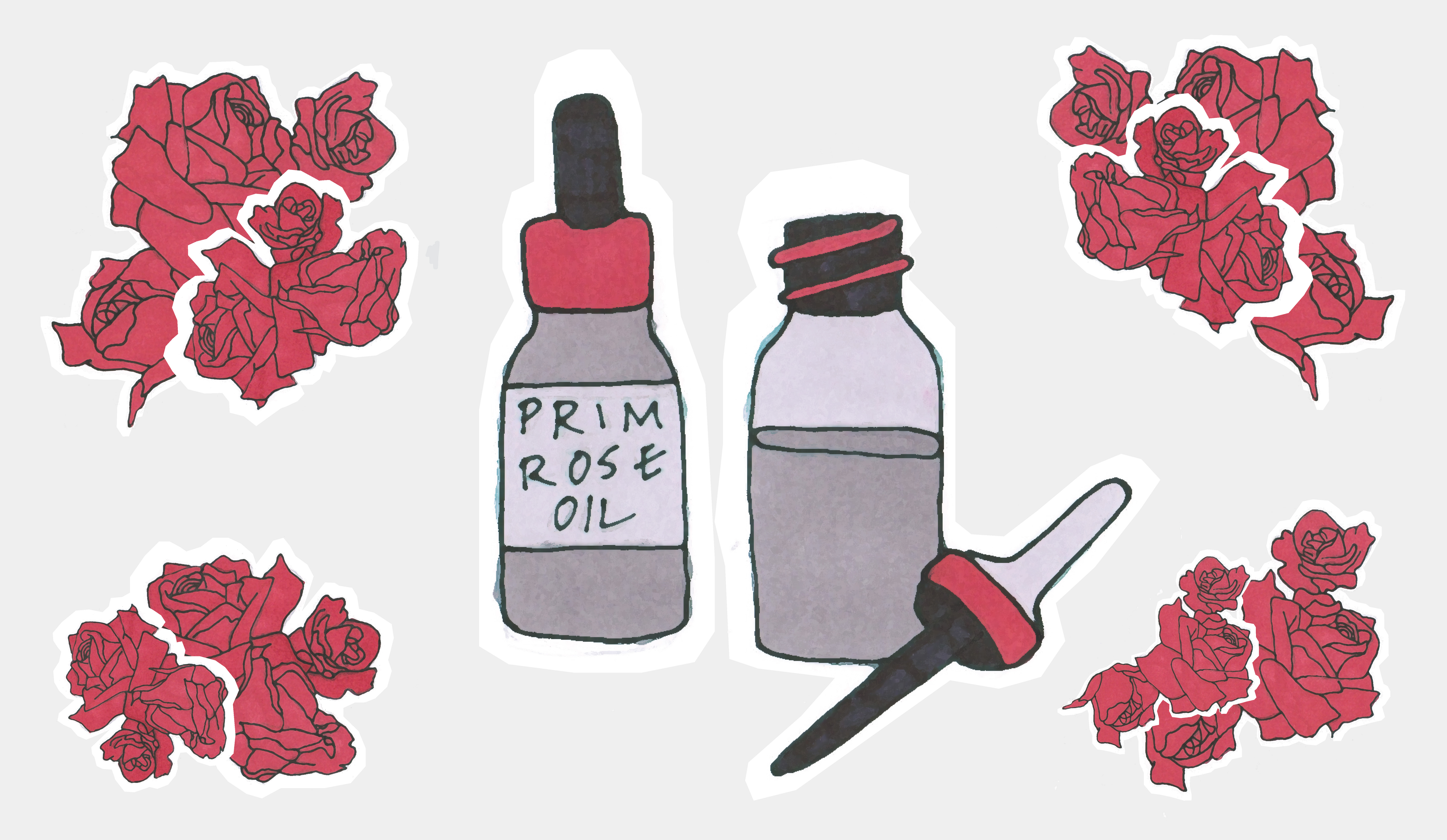 2 Essential Oils You Need: Primrose Oil & Clary Sage Save All