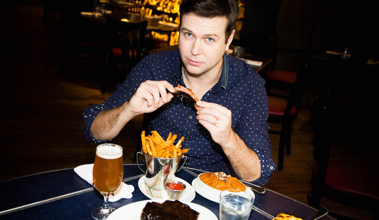 Actor Taran Killam: On Hamilton, Milkshakes & Dinner With Jimmy Stewart