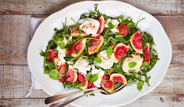 Fig Summer Salad - Get The Recipe!