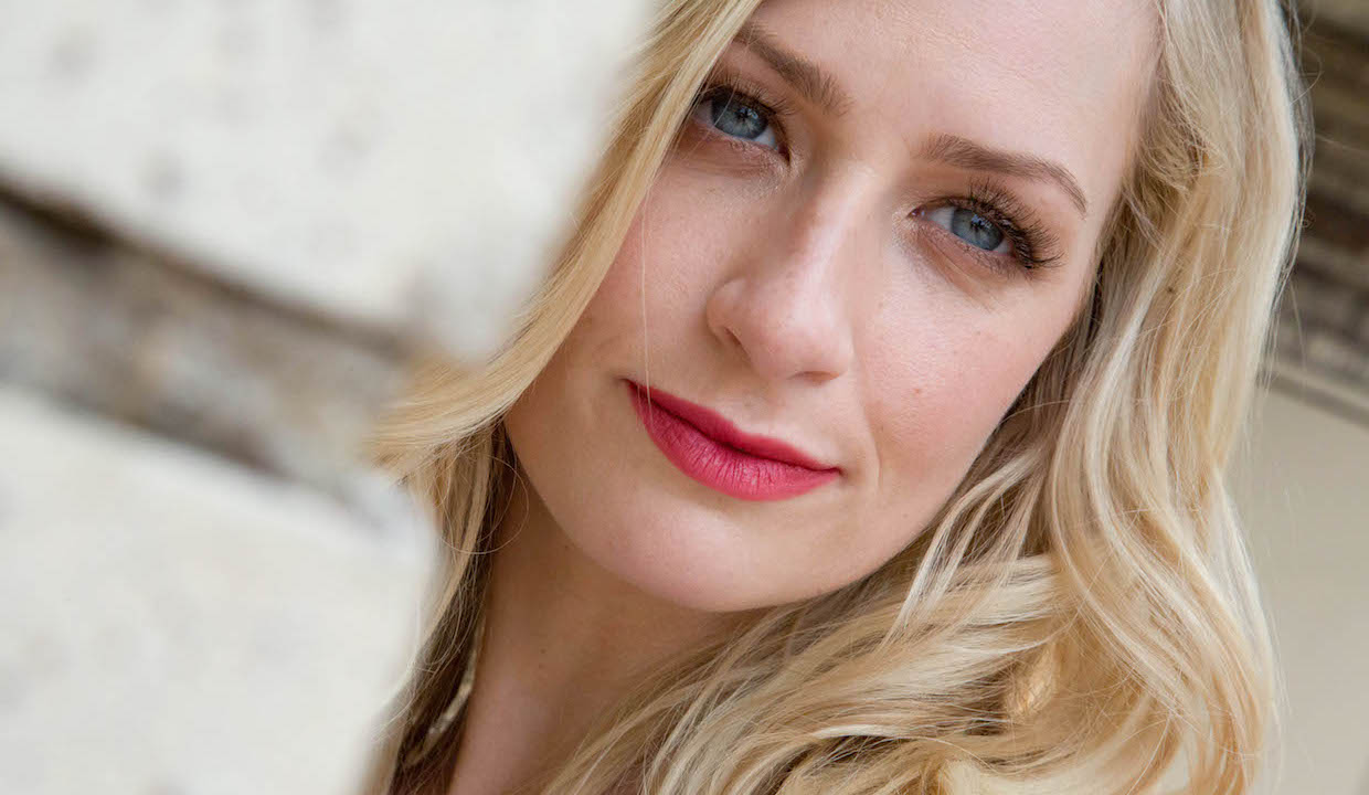Actress Beth Behrs: On Meditation, Chef's Table, And Finding Your Voice
