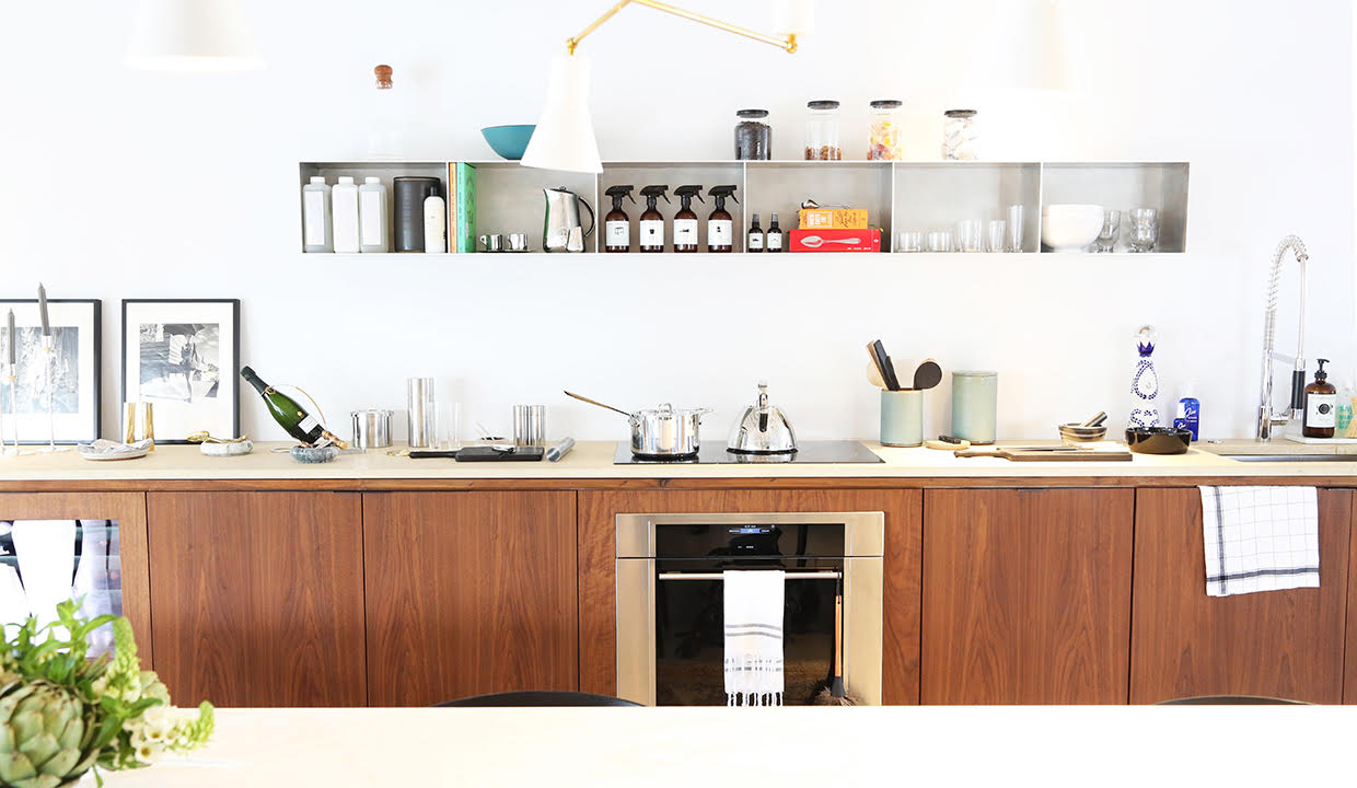 Get Your Kitchen In Order: Marie Kondo Showed Us How